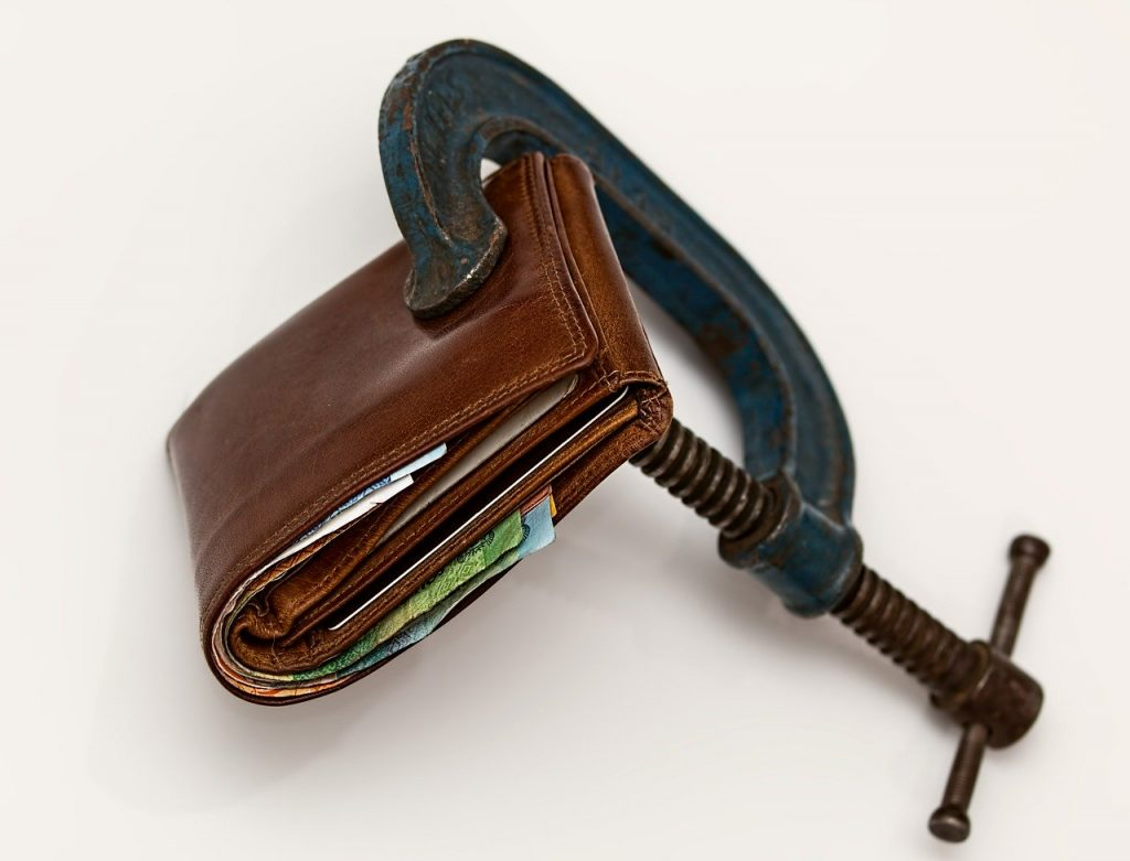 credit squeeze, taxation, purse-522549